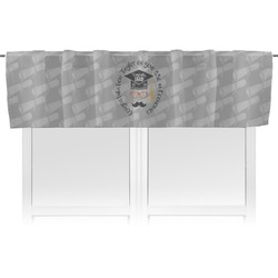 Hipster Graduate Valance (Personalized)