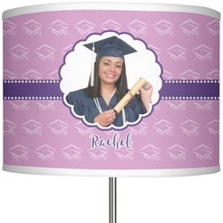 "Graduation 13"" Drum Lamp Shade (Personalized)"