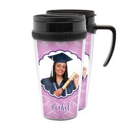 Graduation Acrylic Travel Mugs (Personalized)