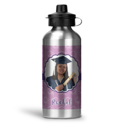 Graduation Water Bottle - Aluminum - 20 oz (Personalized)