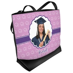 Graduation Beach Tote Bag (Personalized)