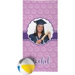 Graduation Beach Towel (Personalized)