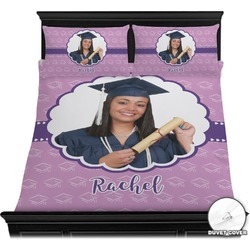 Graduation Duvet Cover Set (Personalized)