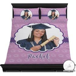 Graduation Duvet Cover Set (Personalized)