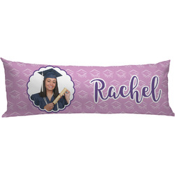Graduation Body Pillow Case (Personalized)