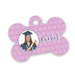 Graduation Bone Shaped Dog Tag (Personalized)