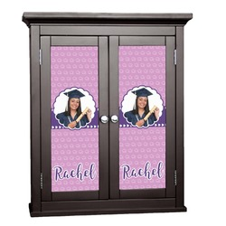 Graduation Cabinet Decal - Custom Size (Personalized)