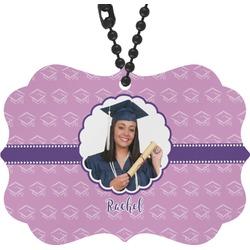 Graduation Rear View Mirror Charm (Personalized)