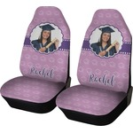 Graduation Car Seat Covers (Set of Two) (Personalized)