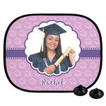 Graduation Car Side Window Sun Shade (Personalized)
