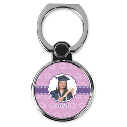 Graduation Cell Phone Ring Stand & Holder (Personalized)