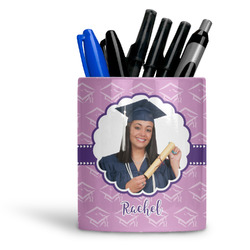 Graduation Ceramic Pen Holder