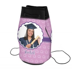 Graduation Neoprene Drawstring Backpack (Personalized)