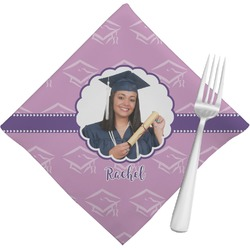 Graduation Napkins (Set of 4) (Personalized)