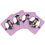 Graduation Cork Coaster - Set of 4 (Personalized)