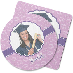 Graduation Rubber Backed Coaster (Personalized)