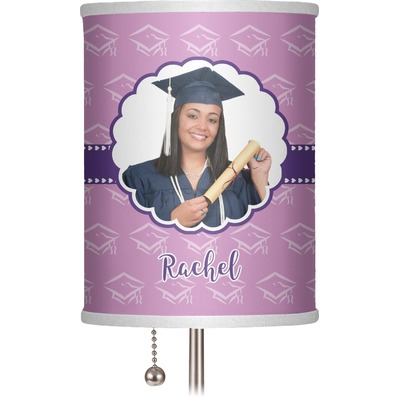 "Graduation 7"" Drum Lamp Shade (Personalized)"