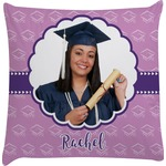 Graduation Decorative Pillow Case (Personalized)