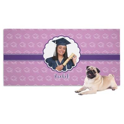 Graduation Dog Towel (Personalized)
