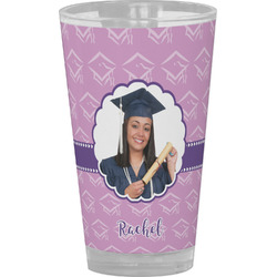 Graduation Drinking / Pint Glass (Personalized)