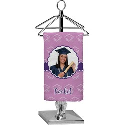 Graduation Finger Tip Towel - Full Print (Personalized)