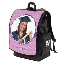 Graduation Backpack w/ Front Flap  (Personalized)