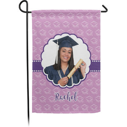 Graduation Garden Flag - Single or Double Sided (Personalized)
