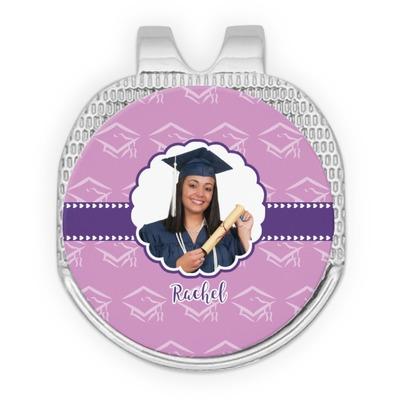 Graduation Golf Ball Marker - Hat Clip