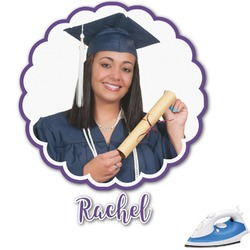 Graduation Graphic Iron On Transfer (Personalized)
