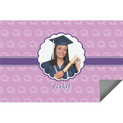 Graduation Indoor / Outdoor Rug (Personalized)