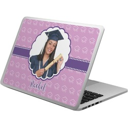 Graduation Laptop Skin - Custom Sized (Personalized)
