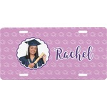 Graduation Front License Plate (Personalized)