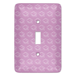 Graduation Light Switch Covers (Personalized)