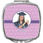 Graduation Compact Makeup Mirror (Personalized)