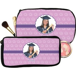 Graduation Makeup / Cosmetic Bag (Personalized)