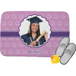 Graduation Memory Foam Bath Mat (Personalized)