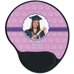 Graduation Mouse Pad with Wrist Support