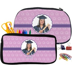 Graduation Pencil / School Supplies Bag (Personalized)