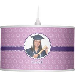 Graduation Drum Pendant Lamp (Personalized)