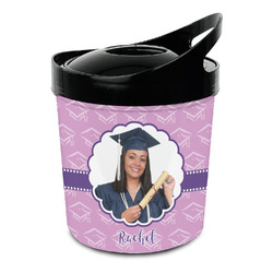 Graduation Plastic Ice Bucket (Personalized)