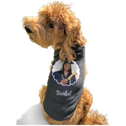 Graduation Black Pet Shirt - Multiple Sizes (Personalized)
