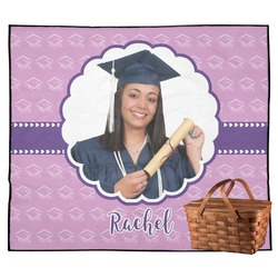 Graduation Outdoor Picnic Blanket (Personalized)