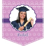 Graduation Iron On Faux Pocket (Personalized)