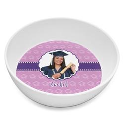 Graduation Melamine Bowl 8oz (Personalized)