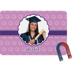 Graduation Rectangular Fridge Magnet (Personalized)