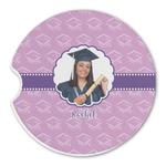 Graduation Sandstone Car Coasters (Personalized)