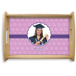 Graduation Natural Wooden Tray (Personalized)