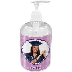 Graduation Acrylic Soap & Lotion Bottle (Personalized)