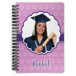 Graduation Spiral Bound Notebook (Personalized)