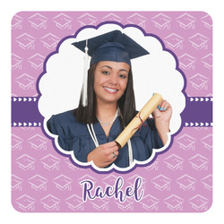 Graduation Square Decal (Personalized)